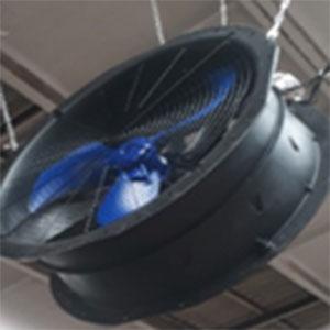 Вертикальные разгонные вентиляторы